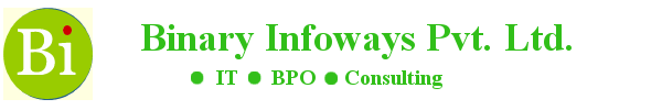 Binary Infoways Logo